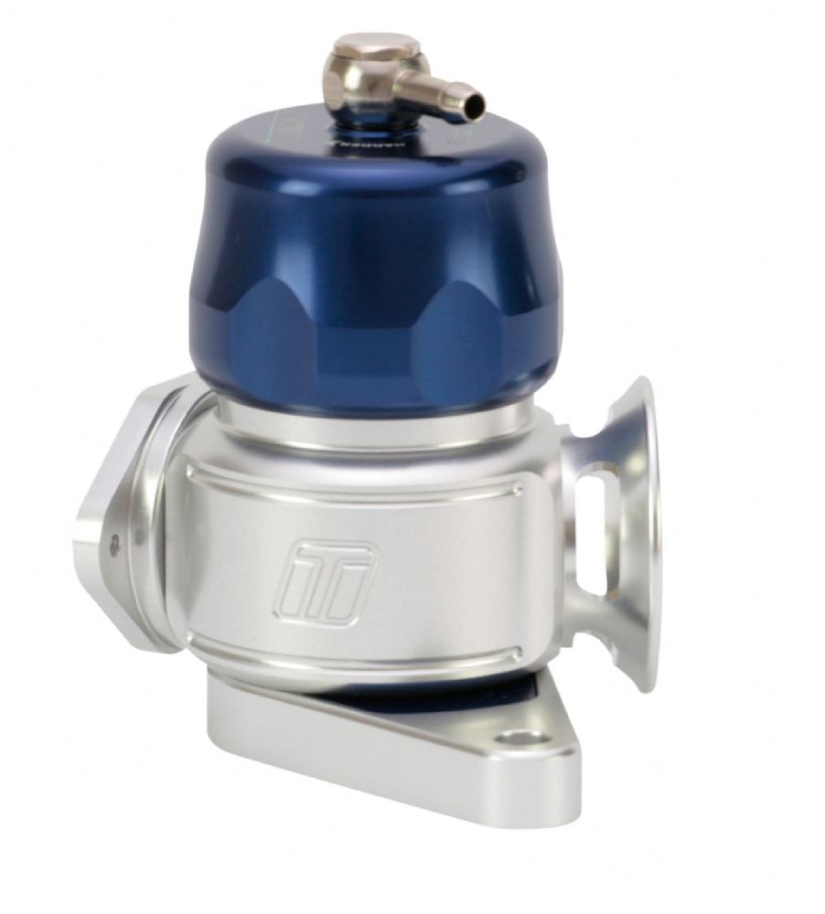 Turbosmart Dual Port Blow Off Valve - Subaru BLUE - sale